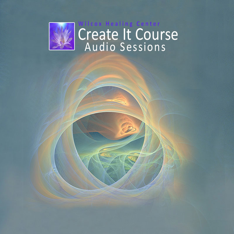 Create It Course Audio Sessions