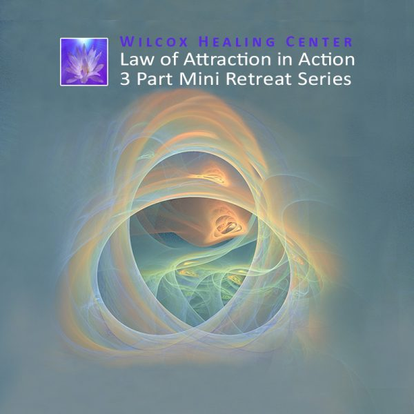 Law of Attraction in Action 3 Part Mini Retreat Series